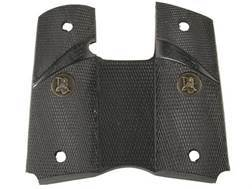 Pachmayr Signature Grips 1911 Officer Rubber Black