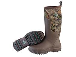 "Muck Woody Sport II 17"" Waterproof Insulated Hunting Boots Rubber and Nylon Mossy Oak Break-Up Count"