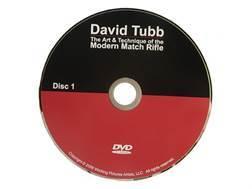 "David Tubb Video ""The Art & Technique of the Modern Match Rifle"" DVD"