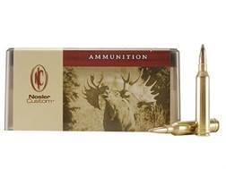 Nosler Custom Ammunition 264 Winchester Magnum 140 Grain Partition Spitzer Box of 20