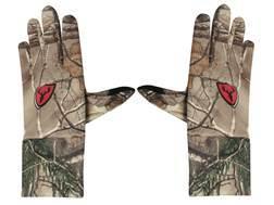 ScentBlocker Women's Sola Trinity Scent Control Gloves Polyester Realtree Xtra