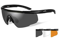 Wiley-X Saber Advanced Shooting Glasses