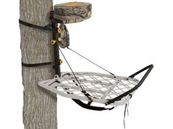 Muddy The Bravada Hang On Treestand Aluminum Black