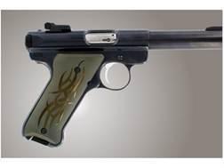 Hogue Extreme Series Grip Ruger Mark II, Mark III Tribal Aluminum