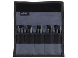 California Competition Works 5 Magazine Storage Pouch for 22 Long Rifle Pistol Magazines Nylon