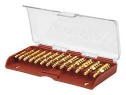 Tipton Cleaning Jag Set 12-Piece Threaded Brass