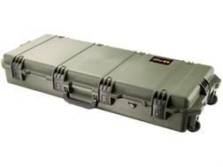 "Pelican Storm iM3100 Single M4 Rifle & M9 Pistol Case 40"" Black"