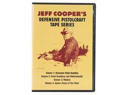 """Jeff Cooper's Defensive Pistolcraft Series"" 2 DVD Set"