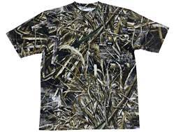 Walls Legend Men's Pocket T-Shirt Short Sleeve Cotton Realtree Max-5 Camo Large 42-44