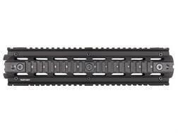 NcStar 2-Piece Handguard Quad Rail AR-15 Rifle Length Aluminum Black
