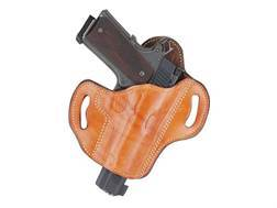 Ross Leather Pancake Belt Holster Right Hand Sig Sauer P228, P229 Leather Tan