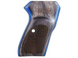 Bersa Grips Bersa Thunder 380, Firestorm 380/22 with Bersa Logo Blue Laminate