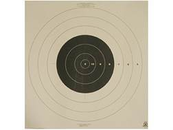 NRA Official High Power Rifle Targets SR-42 200 Yard Rapid Fire Paper Package of 50