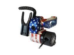 QAD Ultra-Rest Patriot HDX Drop-Away Arrow Rest Right Hand American Flag