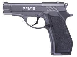 Crosman PFM16 Air Pistol 177 Caliber BB Black