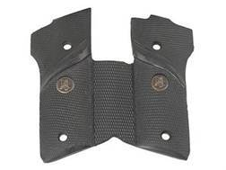 Pachmayr Signature Grips with Backstrap S&W 59, 459 Rubber Black