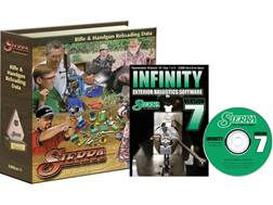 "Sierra ""Infinity Exterior Ballistic Software Version 7"" CD-ROM and ""5th Edition Manual"" Reloading Manual"