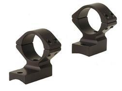 "Talley Lightweight 2-Piece Scope Mounts with Integral 1"" Extended Front Winchester 70 Post-64 Matte"
