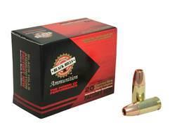 Black Hills Ammunition 9mm Luger +P 115 Grain Barnes TAC-XP Hollow Point Lead-Free Box of 20