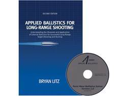 "Applied Ballistics ""Applied Ballistics for Long Range Shooting 2nd Edition"" Book by Bryan Litz"