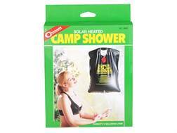 Coghlan's Solar Camp Shower Polymer Black