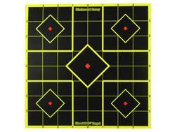 "Birchwood Casey Shoot-N-C Targets 8"" Sight-In Package of 15"
