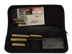 Aimshot Rifle Kit Red Laser Modular Bore Sight 223 with Arbors for 243 Win, 308, 7mm-08, 264 Win, 30