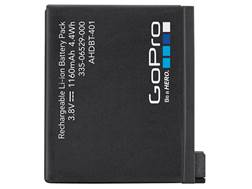 GoPro Hero 4 Rechargeable Action Camera Battery