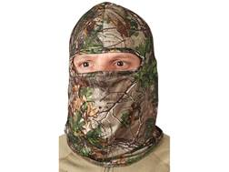 Hunter's Specialties Spandex Silver Face Mask Realtree Xtra Green