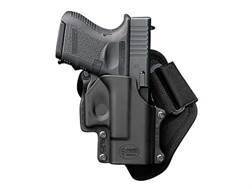 Fobus Ankle Holster Right Hand Glock 26, 27, 33 Polymer Black