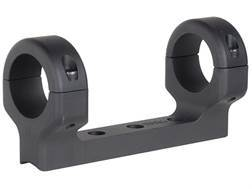 """DNZ Products Game Reaper 1-Piece Scope Base with 1"""" Integral Rings CVA Optima Elite, Apex Matte"""