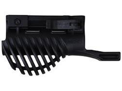 "Mako Horizontal Forend Grip and 1"" Light Mount Quick Release AR-15 Polymer Black"
