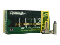 Remington High Terminal Performance Ammunition 38 Special +P 158 Grain Lead Hollow Point Box of 50