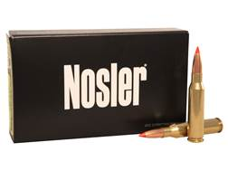 Nosler BT Ammunition 7mm-08 Remington 120 Grain Ballistic Tip Box of 20