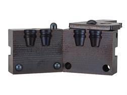 Saeco 2-Cavity Bullet Mold #065 45 Caliber (452 Diameter) 180 Grain Semi-Wadcutter Bevel Base