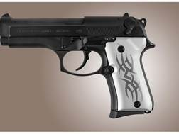 Hogue Extreme Series Grip Beretta 92FS Compact Tribal Aluminum