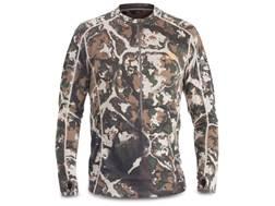 First Lite Men's Wilkin QZ 1/2 Zip Shirt Long Sleeve Aerowool Blend