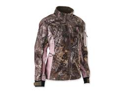 Browning Women's Hell's Belles Soft Shell Jacket Realtree Xtra Camo Large
