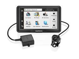 Garmin RV 760LMT with BC20 Back-Up Camera