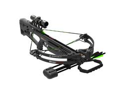 Barnett Quad Edge Crossbow Package with Scope