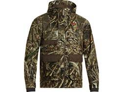 Under Armour Men's ColdGear Infrared SkySweeper System Jacket Waterproof Insulated Polyester Realtree Max-5