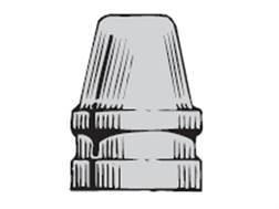 Saeco 2-Cavity Bullet Mold #066 45 Caliber (452 Diameter) 180 Grain Semi-Wadcutter