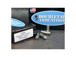 Doubletap Ammunition 10mm Auto 200 Grain Hard Cast Solid Wide Flat Nose Gas Check Box of 20