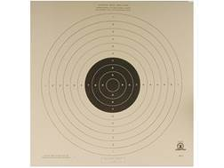 NRA Official International Pistol Targets B-33 50' Paper Package of 100