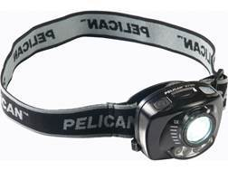 Pelican 2720 Headlamp LED with 4 AA Batteries Polymer Black