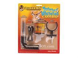 Quaker Boy Twisted Whitetail Deer Call Combo