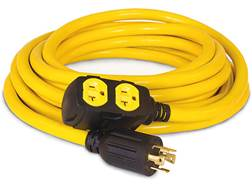 Champion 25 Ft. 240 Volt Power Cord