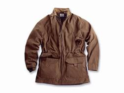 Beretta Men's Anorak Jacket Waxed Cotton Brown Medium 38-40