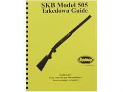 "Radocy Takedown Guide ""SKB Model 505"""