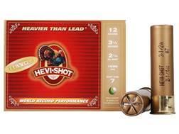 "Hevi-Shot Hevi-13 Turkey Ammunition 12 Gauge 3-1/2"" 2-1/4 oz #7 Hevi-Shot Non-Toxic Box of 5"